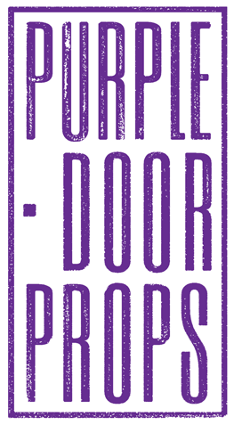 Purple Door Props